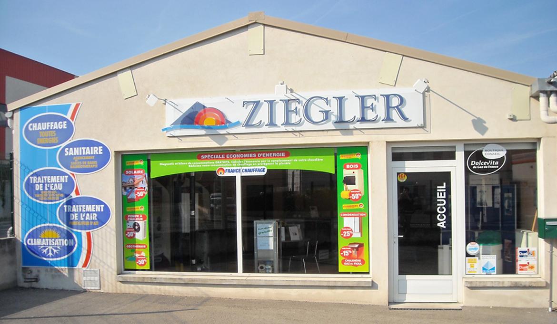 Entreprise Ziegler Plombier Chauffagiste Couvreur Sens 89